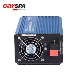 AC100/110/120/220/230/240Vの純粋な正弦波力インバーター600WへのDC12/24/48V
