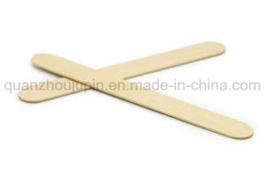 Descartáveis de alta qualidade personalizada Birch Depressor da Lingueta de madeira