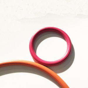 Unterschiedlicher Größen-und Farben-Ring-Gummiring