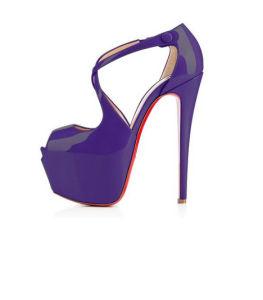 La moda Sexy Dama de Tacón Zapatos de Vestir