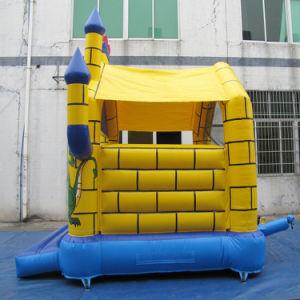 Nuevo diseño dinosaurio gorila inflable castillo hinchable