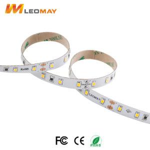 Indicatore luminoso flessibile della banda LED dell'UL delle strisce LED SMD2835 60LEDs/Meter 12W