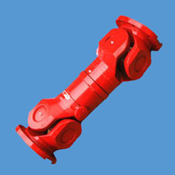 SWC 시리즈는 구동축 (주문을 받아서 만들어지는 지원 ISO 기준) 플랜지를 붙였다