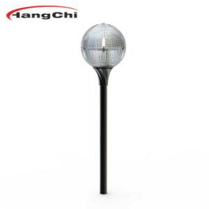 20ПК светодиодный датчик движения солнечной энергии на стене/Gardon лампа