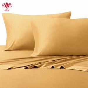 100% Viscose Folha de bambu Definir Sarjado 300 Contagem de segmentos - Damasqueiros
