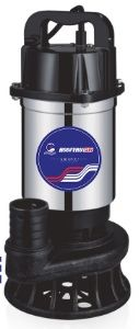신제품 잠수할 수 있는 절단기 하수 오물 펌프를 자르는 더러운 깨끗한 물 펌프