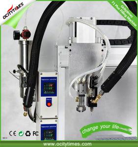 Cbd automatico pieno/canapa/macchina di rifornimento della cartuccia del vaporizzatore dell'olio E-Liquido di Thc