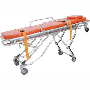 FDA Bescheinigung-Qualitäts-medizinische Krankenwagen-Bahre-Laufkatze