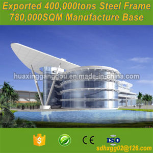 Estándar de Japón Nuevo diseño del edificio de acero general