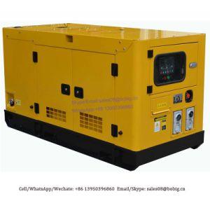 8kw aan Reserve Diesel van de Macht 1500kw Elektrische Stille Generators