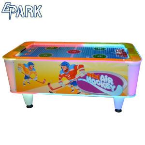 아이 판매를 위한 동전에 의하여 운영하는 공기 하키 테이블 게임 기계