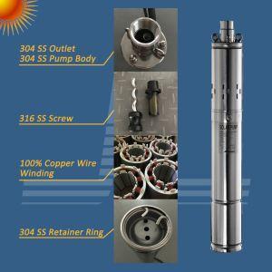 3ssh24/2701.5/95-D W Soalr DC solaire, de la pompe pompe submersible avec contrôleur MPPT