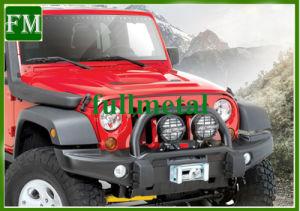Aço Aev pára-choques dianteiro com Bull Bar para Jeep Wrangler Jk
