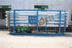 Macchine di desalificazione dell'acqua salata che bevono la pianta del sistema a acqua