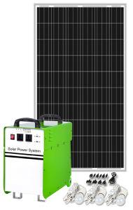 mobiles Sonnensystem 500W&1000W mit Leitungskabel-Säure-Batterie