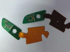 Placa de circuito impresso flexível rígida conjunto PCB 12 Layer