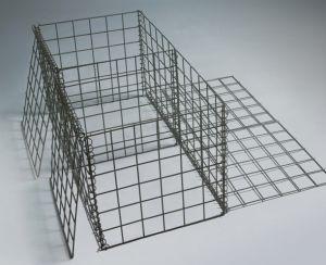 Roest Proof 2m X 1m X 1m Hot Dipped Galvanized Welded Gabion Box Mesh/Gabion Basket