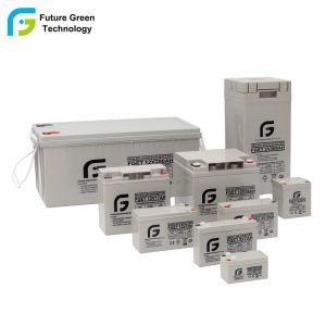 12V 100AH SLA de mejor calidad de la batería solar para la venta