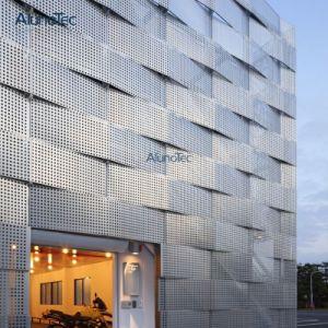 GymのためのAgent全体的なCNC Carving Wall Cladding Panels