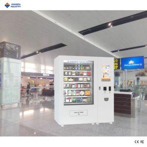 Distributore automatico registrato di arte del chiodo del nastro trasportatore con la moneta/pagamento del Bill