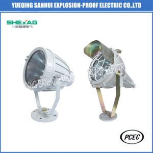 Explosionssichere Flut-Lampe (d II B, d II C)