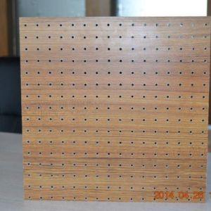Prueba de humedad Shiplap MGO Panel de pared acústica