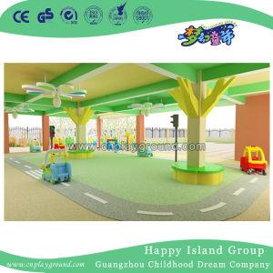 Klimakindergarten-Hall-Innenarchitektur (dt-1-f)