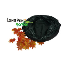 PEのWatetrproofの頑丈な庭の葉によっては庭の葉袋が現れる