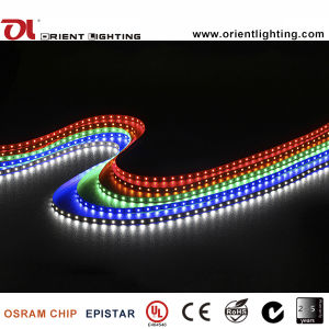 Ce 14.4W, indicatore luminoso dell'UL del nastro di 12V SMD2835 IP20 CRI>80 4000K LED