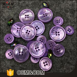 Mop Botões para a mãe Natural Fatos de Pearl Suit Botões Botão Shell para o vestuário