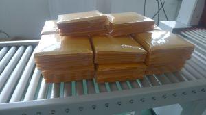 Macchina manuale di imballaggio con involucro termocontrattile per il piccolo scaffale per libri facile del Portable DIY in panno del tessuto