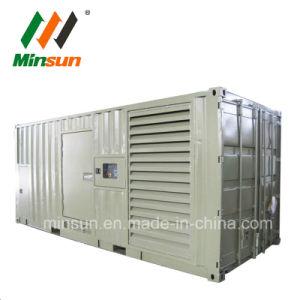 25 Ква-Ква 3125контейнер Silent звуконепроницаемых генераторная установка электрического генератора дизельного двигателя
