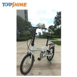 Smart a dobragem E-bike com aparência diferente