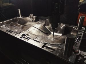 Aluminium Druckguss-Form-Plastikspritzen-Fertigung-Komprimierung-Formen