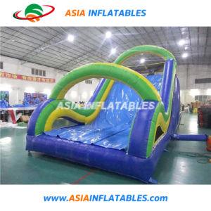 Durável 0.55mm lona de PVC barato enormes obstáculos inflável para venda
