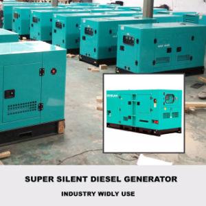 250kwディーゼル発電機セットへの120kwは決め付けられたディーゼル機関に動力を与えた