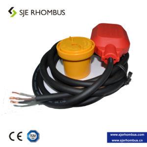水ポンプ制御のための機械浮遊物スイッチ