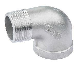 Acoplamiento del tubo de acero inoxidable accesorios de tubería de baja presión (CD-PF2885)