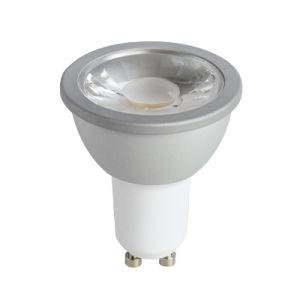 2014 heißes Selling 500lm 50W Equivalent GU10 COB LED Lights