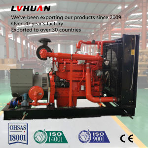 Ce ISO лучших в Китае 24квт-500квт Cummins природный газ/биогаза генератора