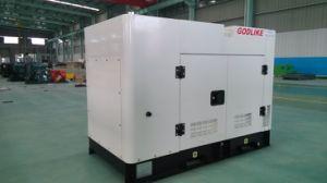 10kVA/8kw無声タイプYangdongエンジンのディーゼル発電機