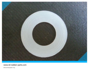 FKM/Viton O-ring voor Op hoge temperatuur