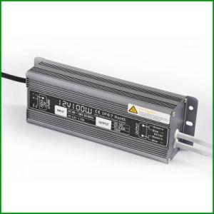 DC12V 24V 20W-300W IP67 impermeabilizzano il driver costante di potere di tensione LED