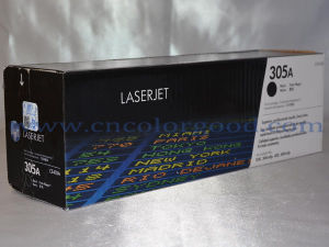 Les fournitures de bureau de la cartouche de toner couleur pour HP 305un ETD410A