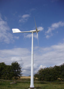 Anhua 10kw Low Noise High Output Wind Turbine voor van Grid Project
