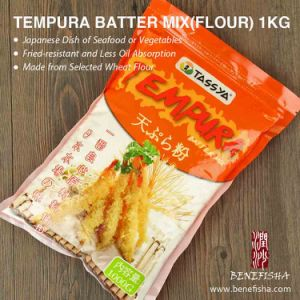 Mezcla tradicional japonesa de cocción Tempura