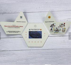 Nom de l'écran LCD 2.4INCH Carte vidéo