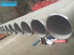 ASTM A312 304 316 Ss Pijp van het Roestvrij staal van het Metaal de Naadloze