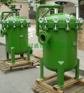 Alloggiamento del filtro a sacco del acciaio al carbonio