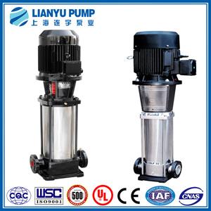 Pompa centrifuga a più stadi non autoadescante di verticale di Cdl/Cdlf